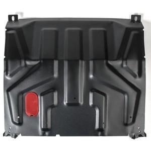 Купить Защита картера и КПП АвтоБРОНЯ для Lada Samara 2108/2115 (1984-2013), сталь 2 мм, 1.06015.1