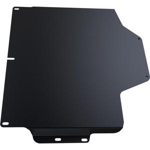 Купить Защита КПП АвтоБРОНЯ для Nissan Patrol (2005-2009), сталь 2 мм, 111.04116.1