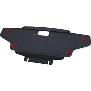 Купить Защита радиатора АвтоБРОНЯ для SsangYong Stavic (2013-н.в.), сталь 2 мм, 111.05314.1