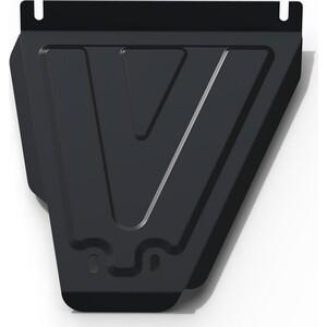 Купить Защита КПП Rival для Chevrolet Niva (2002-н.в.), сталь 2 мм, 111.1014.2