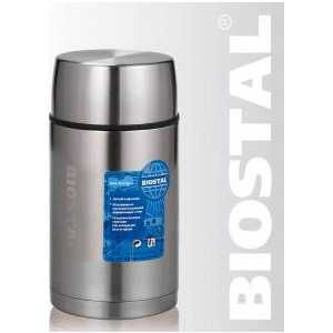 Термос для еды 1 л Biostal Авто суповой NRP-1000 термос biostal nrp 1000 суповой 1л