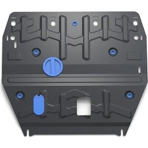 Купить Защита картера и КПП Rival для Hyundai i40 (2012-2015 / 2015-н.в.), сталь 2 мм, 111.2342.1