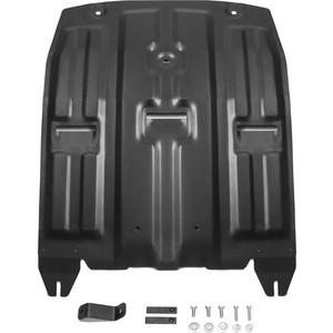 Купить Защита картера и КПП Rival для Hyundai Tucson (2015-н.в.) / Kia Sportage (2016-н.в.), сталь 2 мм, 111.2357.1