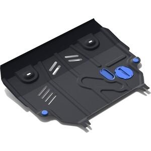 Купить Защита картера и КПП Rival для Lexus NX 200 (2014-н.в.), сталь 2 мм, 111.3211.1