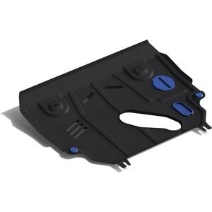 Купить Защита картера и КПП Rival для Lexus NX 200t (2014-н.в.), сталь 2 мм, 111.3207.1
