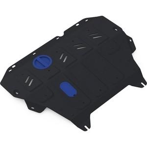 Купить Защита картера и КПП Rival для Nissan Sentra (2014-н.в.), Tiida (2015-2016), сталь 2 мм, 111.4151.1