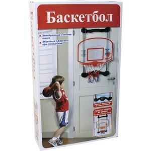 Игровой набор 1Toy Баскетбольный щит, мяч, насос (Т59860)