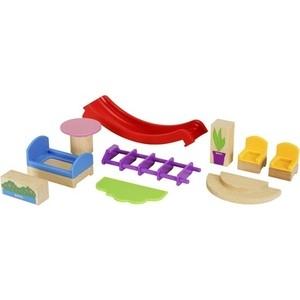 Игровой набор Brio Мебель и аксессуары для виллы (33955)