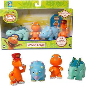 Игровой набор Поезд Динозавров 4 подвиж.фигурок 8 см,кор. (Т59401)
