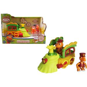 Игровой набор Поезд Динозавров Бадди и Кондуктор (Т59402)