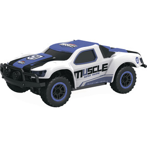 Машина РУ 1Toy Раллийная, 1:43, голубая (Т10941)