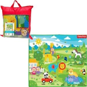 Развивающий коврик 1Toy Для малышей EPE средний 150х180х0,5 см, в сумке (Т11343)