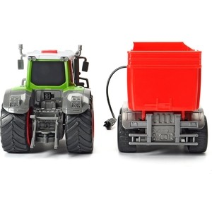 Машинка Dickie Трактор Fendt с прицепом (3737000)