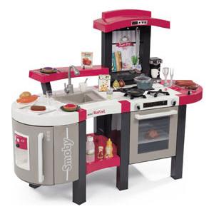 Детская кухня Smoby Электронная Tefal Super Chef Deluxe (311304)