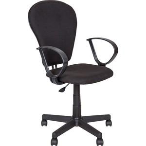 Кресло Алвест AV 208 PL (684) ткань 418 черная