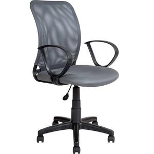 Кресло Алвест AV 219 PL (P) TW сетка, сетка однослойная 454/479 серая/темно-серая