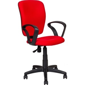 Кресло Алвест AV 202 PL (684) TW сетка 457 красная