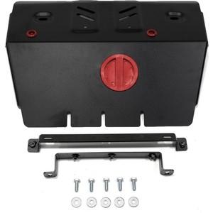 Купить Защита картера АвтоБРОНЯ для Lexus GX 460 (2009-2013 / 2013-н.в.) / Toyota LC 150 Prado (2009-н.в.), сталь 2 мм, 111.09516.1