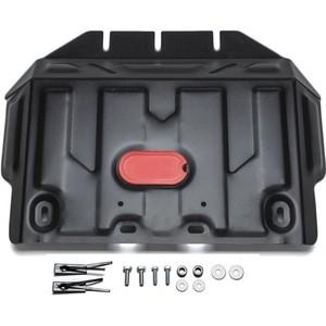 Купить Защита картера АвтоБРОНЯ для Lexus GX 460 (2009-2013 / 2013-н.в.) / Toyota LC 150 Prado (2009-н.в.), сталь 2 мм, 111.05784.1