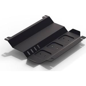 Купить Защита картера Rival для Mitsubishi L200 (2006-2015), Pajero Sport (2008-2016), сталь 2 мм, 111.4006.1
