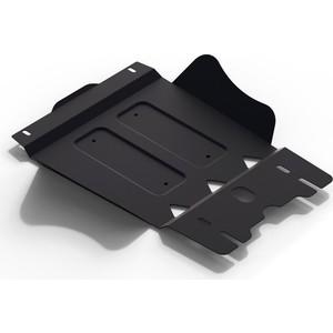 Купить Защита КПП Rival для Mitsubishi L200 (2006-2015), Pajero Sport (2008-2016), сталь 2 мм, 111.4024.1