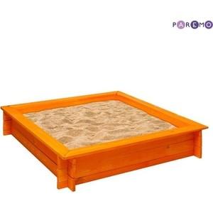 Песочница PAREMO деревянная Афина Оранжевый PS117-03