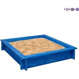 Песочница PAREMO деревянная Одиссей Синий PS117-02