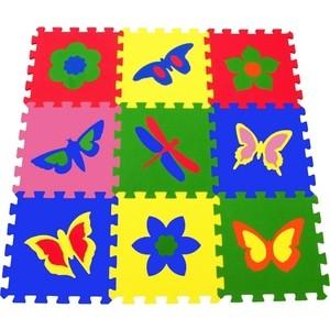 Мягкий пол ECO COVER Бабочки (33МП1/Б)