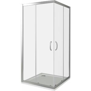 Душевой уголок Good Door Infinity CR-80-C-CH профиль хром, стекло прозрачное (ИН00014)