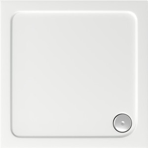 Душевой поддон Good Door Форум, 90x90 см, квадратный, ножки (ПН00030)