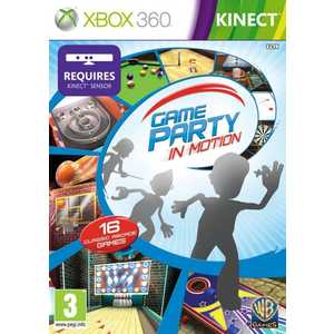 Игра для Xbox 360  Kinect Game Party In Motion (Xbox 360, английская версия)
