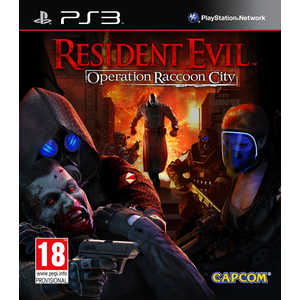 Игра для PS3  Resident Evil: Opeartion Raccoon City (PS3, русские субтитры)