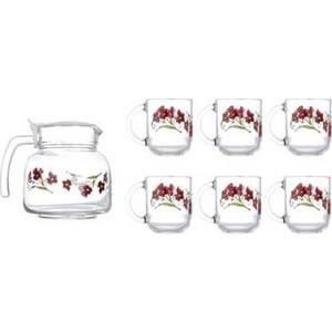 Набор для чая 7 предметов Luminarc Anthia (N6491)