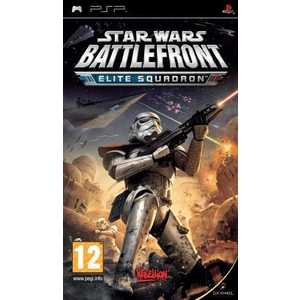 Игра для PSP  Star Wars Battlefront Elite Squadron (Essentials) (PSP, английская версия)