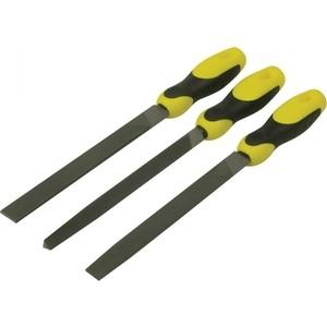 Набор напильников Stanley слесарный полукруглый с насечкой 200 мм (0-22-464)