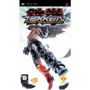 Игра для PSP  Tekken: Dark Resurrection (Essentials) (PSP, русская документация)