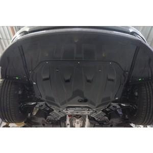 Купить Защита картера и КПП АВС-Дизайн для Hyundai i30 HB, WAG (2015-н.в.) / Kia Ceed HB, WAG (2015-н.в.), композит 6 мм, 11.30k
