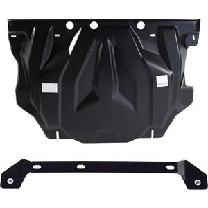 Купить Защита картера и КПП АВС-Дизайн для Mazda 3 SD, HB (2013-н.в.), 6 SD, LB (2012-н.в.), CX-5 (2011-н.в.), композит 6 мм, 12.06k