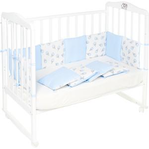 Бортики Sweet Baby Gelato Blu (Голубой), 12 частей