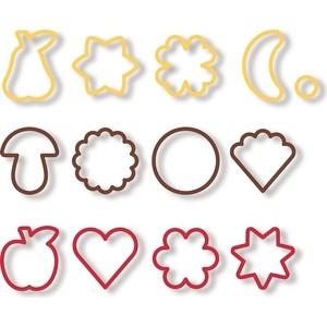 Формочки традиционные 13 штуки Tescoma Delicia (630900)