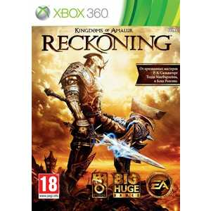 Игра для Xbox 360  Kingdoms of Amalur: Reckoning (Xbox 360, английская версия)
