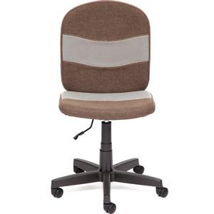 Кресло TetChair STEP ткань коричневый/серый 3М7-147/С27