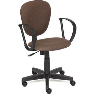 Кресло TetChair СН413 ткань коричневый 3М7-147