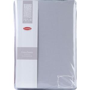 Наволочки 2 штуки Hobby home collection 50х70 см светло-серый (1501001936)
