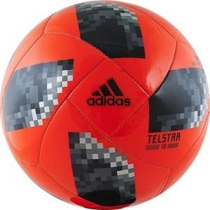Мяч Adidas для пляжного футбола Telstar Praia CE8140 р. 5 сертификат FIFA Pro