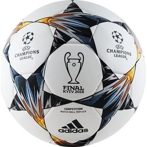 Мяч футбольный Adidas Finale 18 Kiev Competition CF1205 р. 5