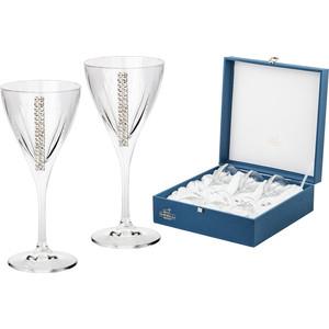 Набор бокалов для вина 6 предметов 0.2 л Гамма Регина Сваровски (GA3052600AL)