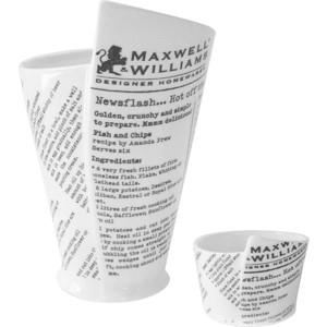 Стакан и соусник Maxwell & Williams (MW655-P9103)