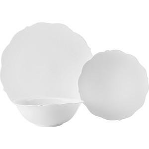 Набор столовый 12 предметов на 4 персоны Maxwell & Williams Белая роза (MW688-JX76612)