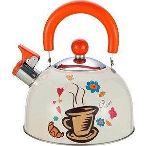 Чайник со свистком 2.0 л Gelberk (GLK-800)